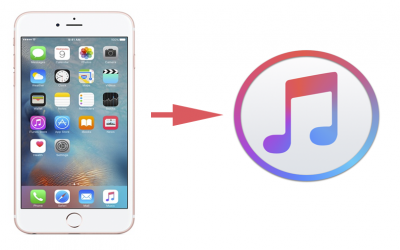 iphone to itunes