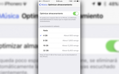 optimizar almacenamiento ios 10 destacada