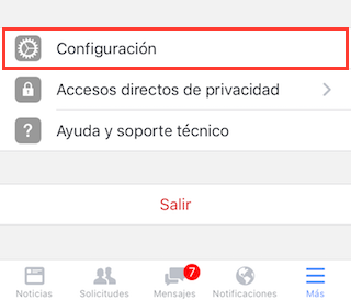 desactivar reproduccion automatica videos facebook iphone 2