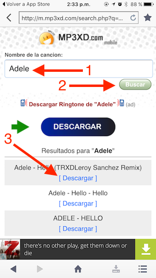 descargar musica iphone filemaster 4