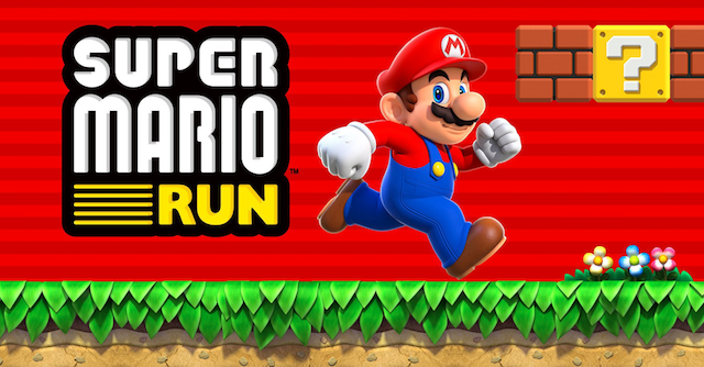 super mario run post